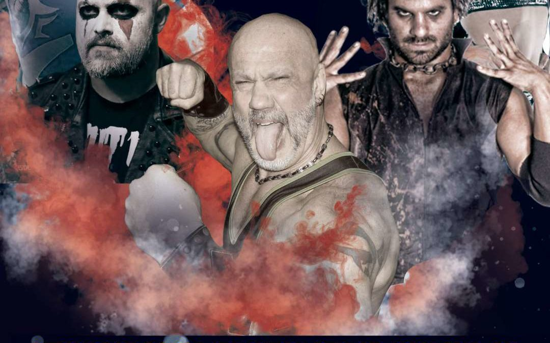 Busting Out of Quarantine: PPW's Triumphant Return to Wrestling